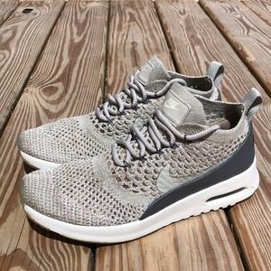 NIKE AIR MAX Thea Ultra Flyknit Athletic Shoes